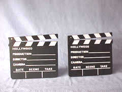 LARGE MOVIE CLAPBOARD SPECIAL - Product Image