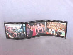FILM STRIP PHOTO FRAME - Product Image